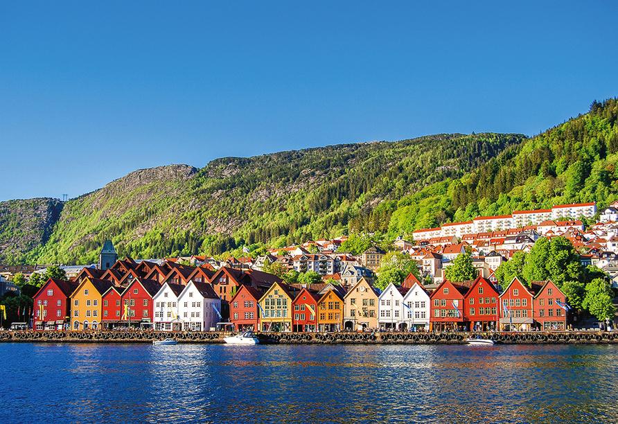 MSC Poesia, Bergen