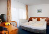 Hotel Zum Wikinger in Neßmersiel an der Nordsee, Zimmerbeispiel