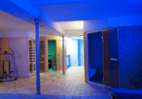 Active & Wellness Hotel Subterra in Ostrov, Wellnessbereich