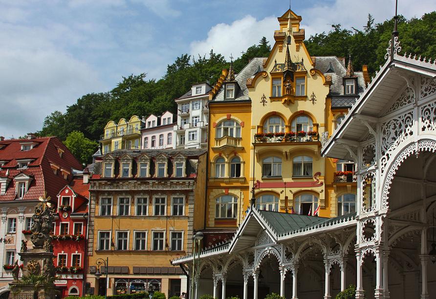 Active & Wellness Hotel Subterra in Ostrov, Karlsbad