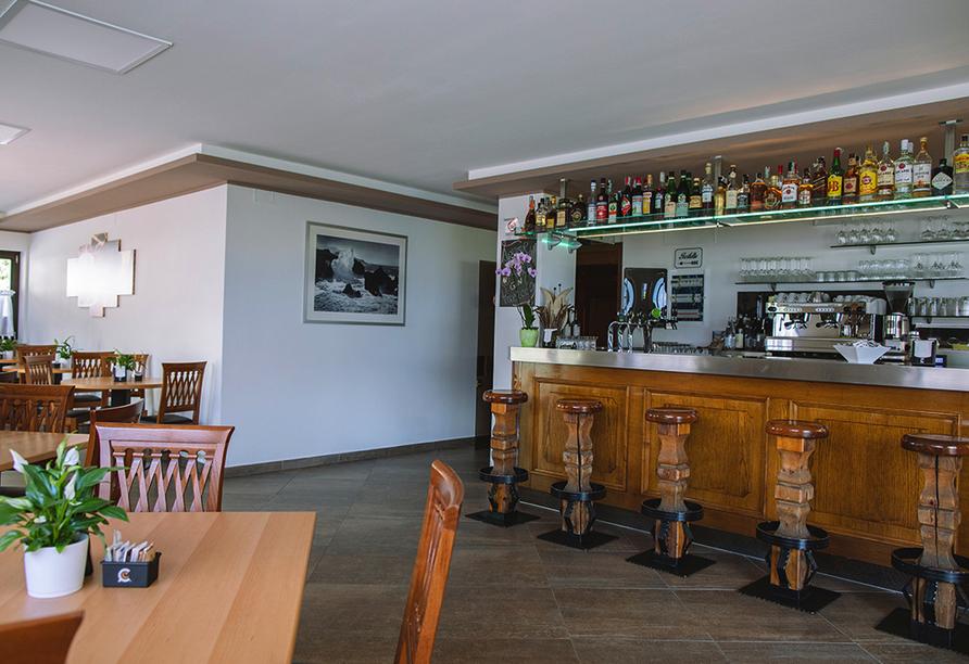 Park Hotel Margreid an der Weinstraße, Bar