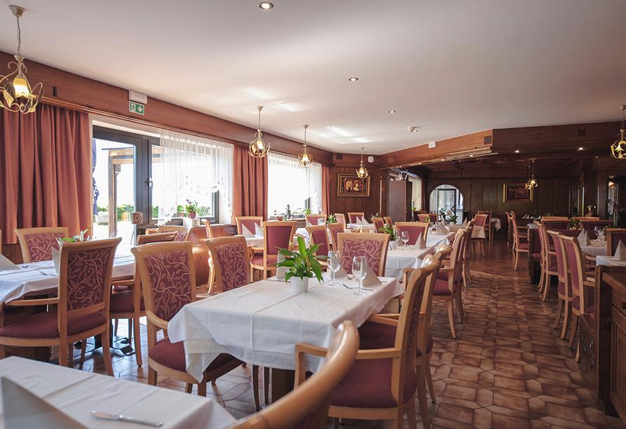 Park Hotel Magreid an der Weinstraße, Restaurant