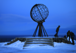 Hurtigruten, Nordkapp