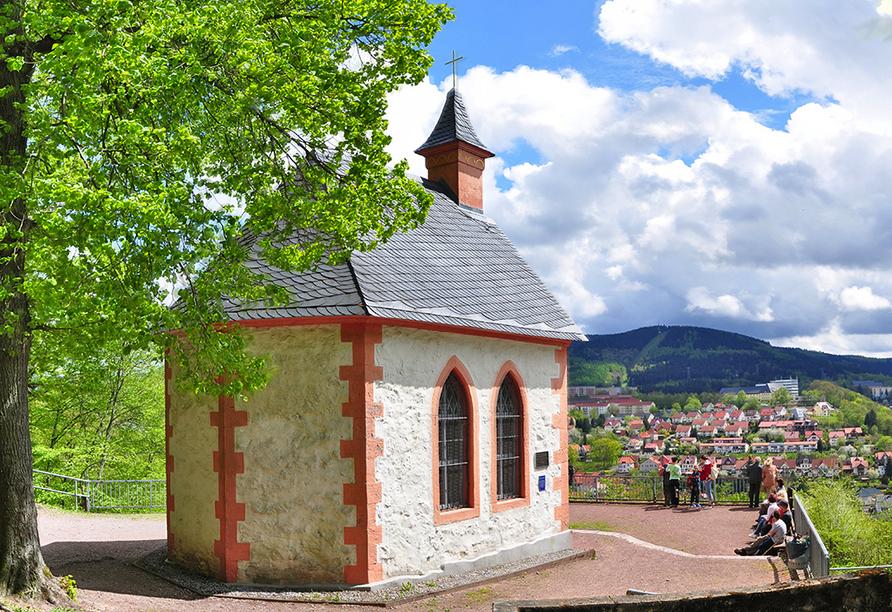 AHORN Panorama Hotel Oberhof, Suhl