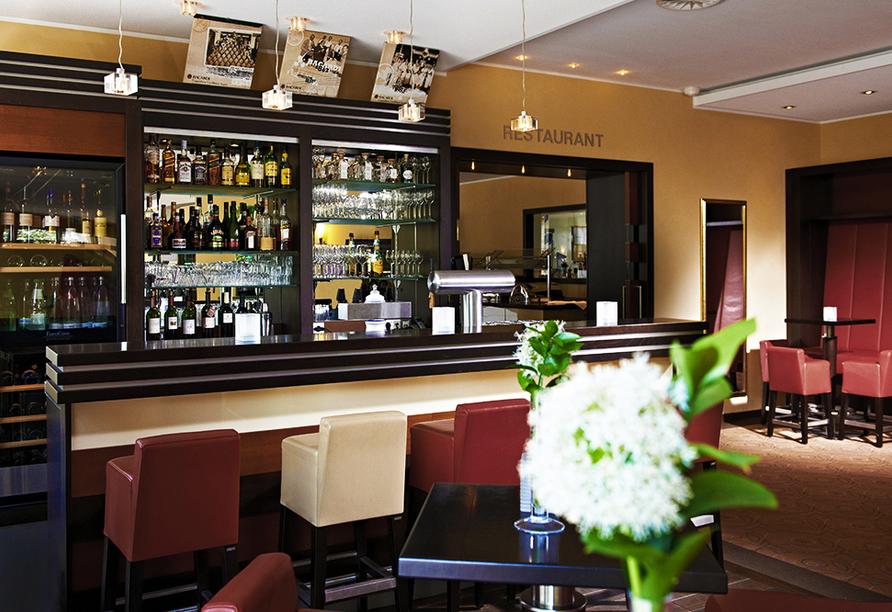 Göbel's Sophienhotel in Eisenach in Thüringen Bar