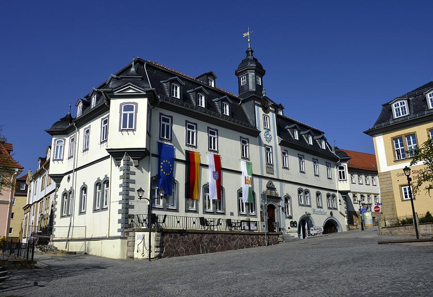 Hotel Auerhahn am Rennsteig in Masserberg, Ilmenau