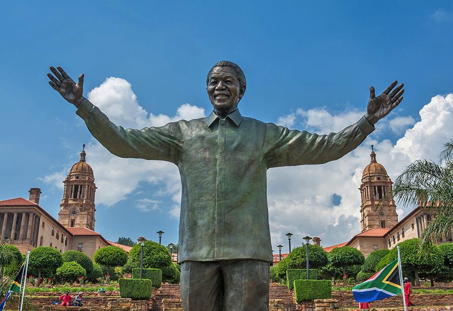Südafrika erleben, Nelson Mandela Statur