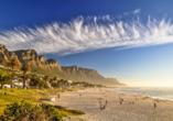 Kapstadt steht auf einer Südafrikareise auf jeden Fall auf der Liste der Orte, die Sie gesehen haben müssen.