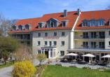 Hotel Stempferhof in Gössweinstein Fränkische Schweiz, Außenansicht