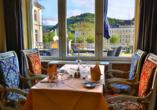 Häcker's Grand Hotel in Bad Ems, Restaurant