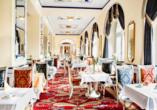 Häcker's Grand Hotel in Bad Ems, Speisen