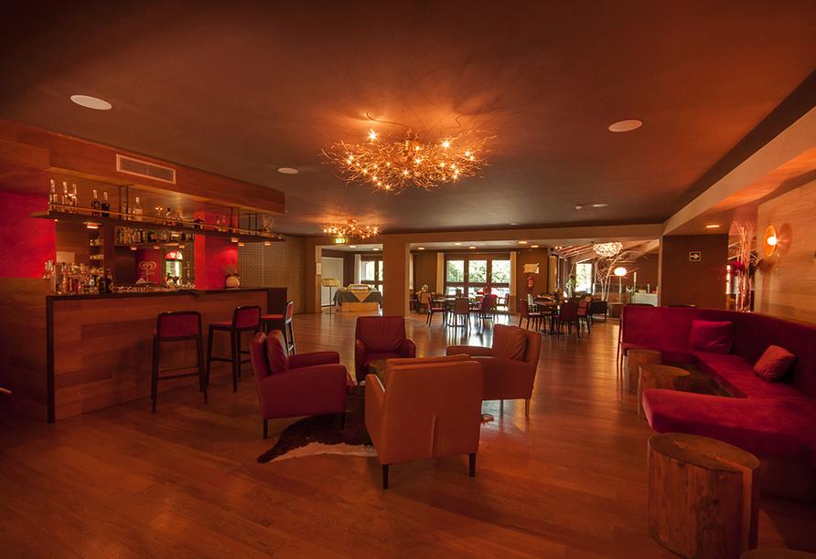 Blu Hotel Acquaseria in Ponte di Legno, Bar