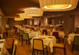Blu Hotel Acquaseria in Ponte di Legno, Restaurant