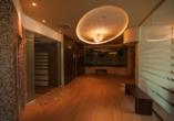 Blu Hotel Acquaseria in Ponte di Legno, Wellnessbereich