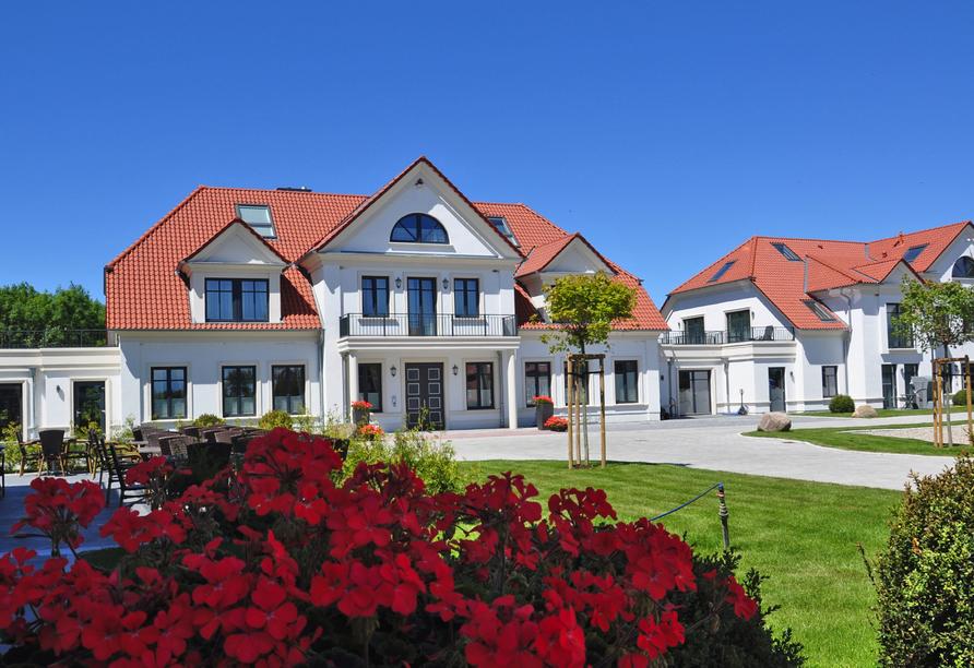 Ihr Avalon Hotel Bellevue begrüßt Sie auf der malerischen Ostseeinsel Fehmarn!