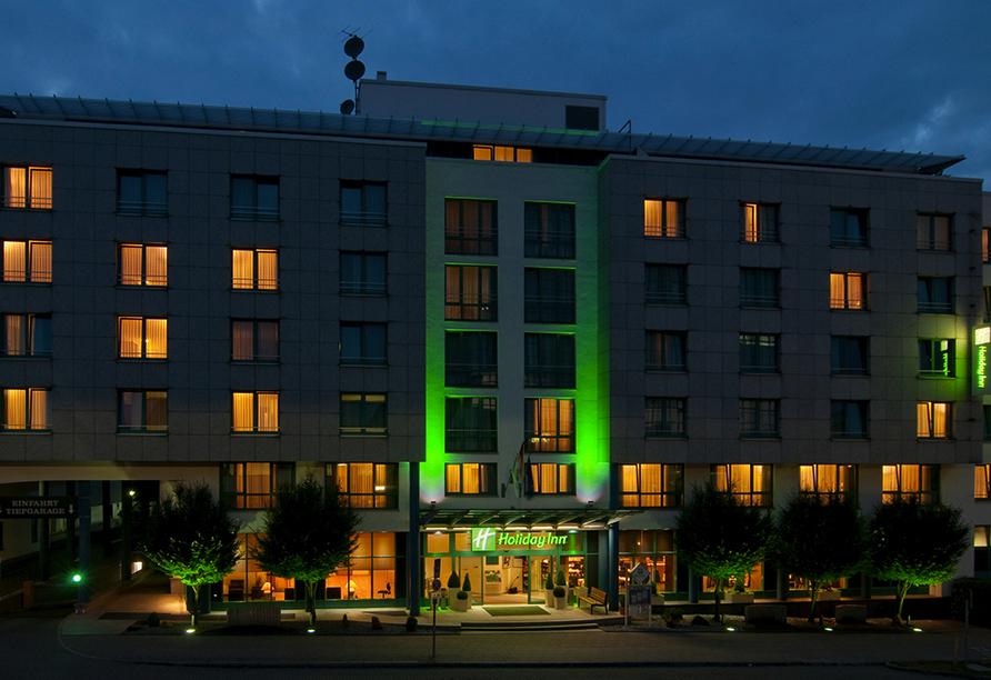 Holiday Inn Essen City Centre, Außenansicht