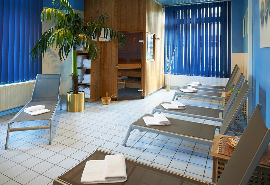Holiday Inn Essen City Centre, Sauna