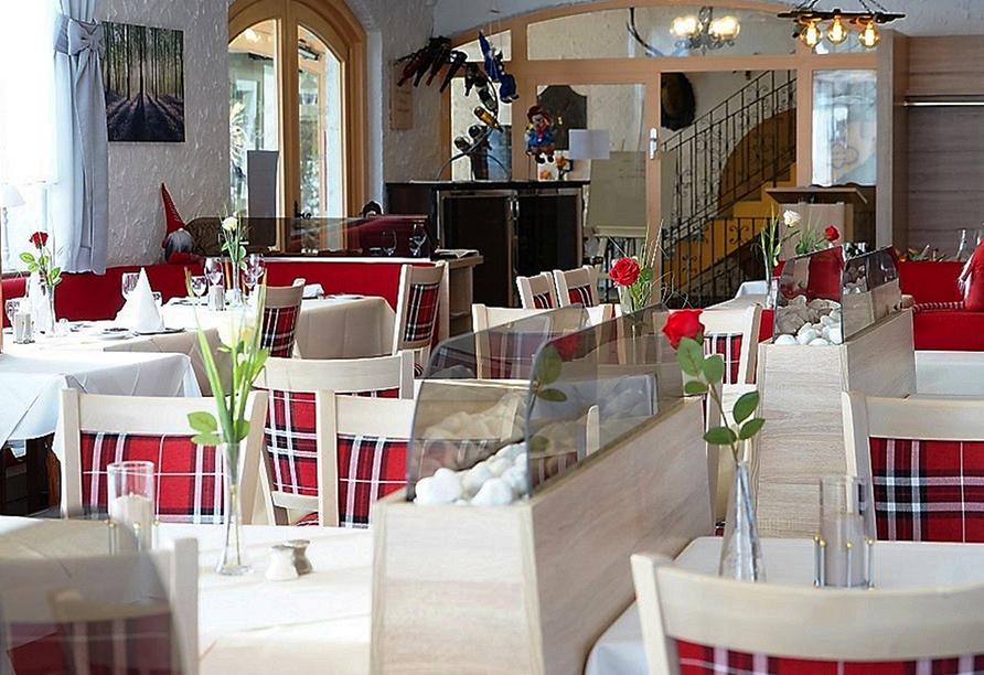 Land-gut-Hotel Zum Alten Forsthaus, Restaurant