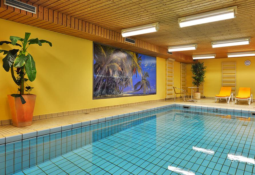 Michel & Friends Hotel Lüneburger Heide, Hallenbad
