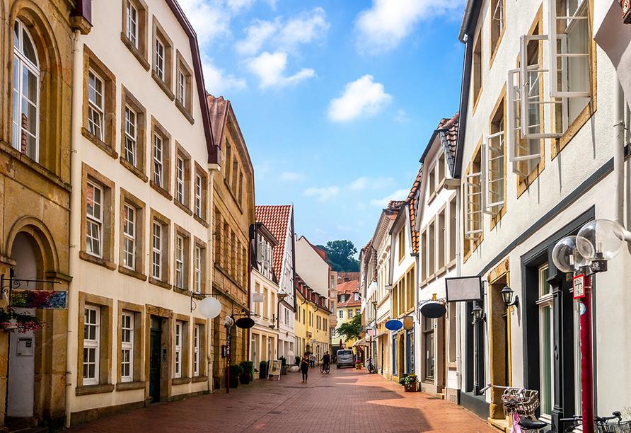 Best Western Hotel Hohenzollern in Osnabrück, Altstadt