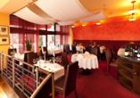 Best Western Hotel Hohenzollern in Osnabrück, Bistro-Restaurant