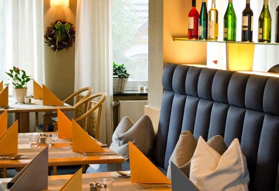 Müritz Strandhotel in Röbel Mecklenburgische Seenplatte, Restaurant