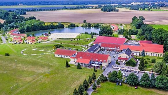 Sport- & Vital-Resort Neuer Hennings Hof in Perleberg, Außenansicht