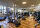 Sport- & Vital-Resort Neuer Hennings Hof in Perleberg, Fitnessraum