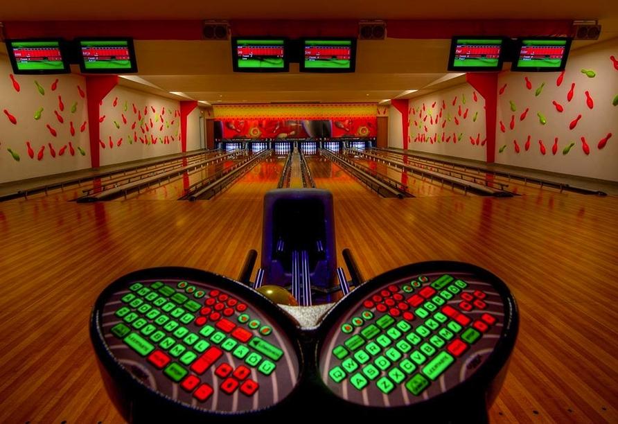 Sport- & Vital-Resort Neuer Hennings Hof in Perleberg, Bowling