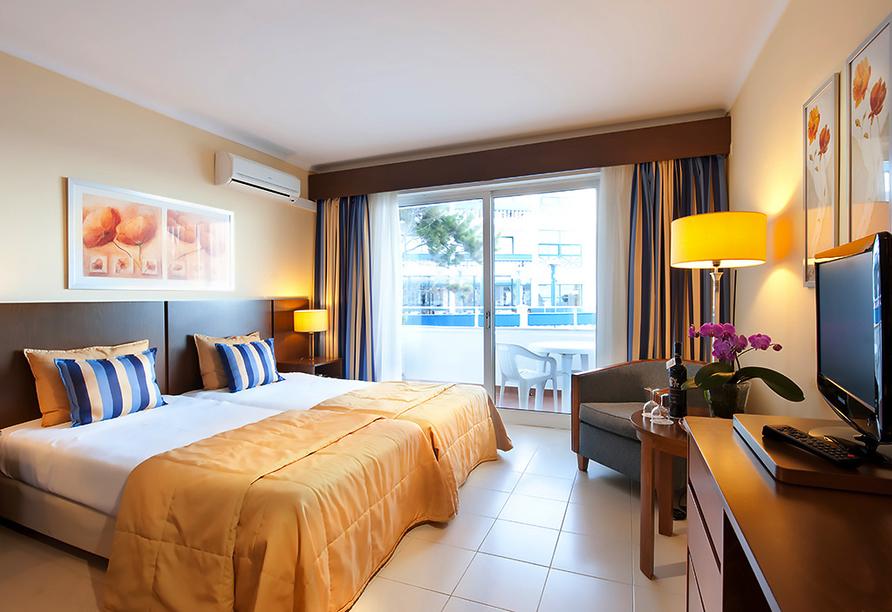Rocamar Lido Resorts in Caniço, Doppelzimmer
