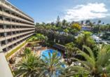 Hotel Puerto de la Cruz, Außenansicht