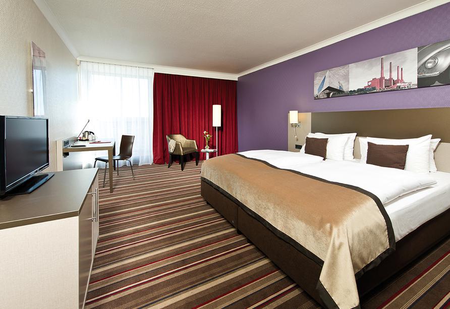 Leonardo Hotel Wolfsburg City Center, Zimmerbeispiel