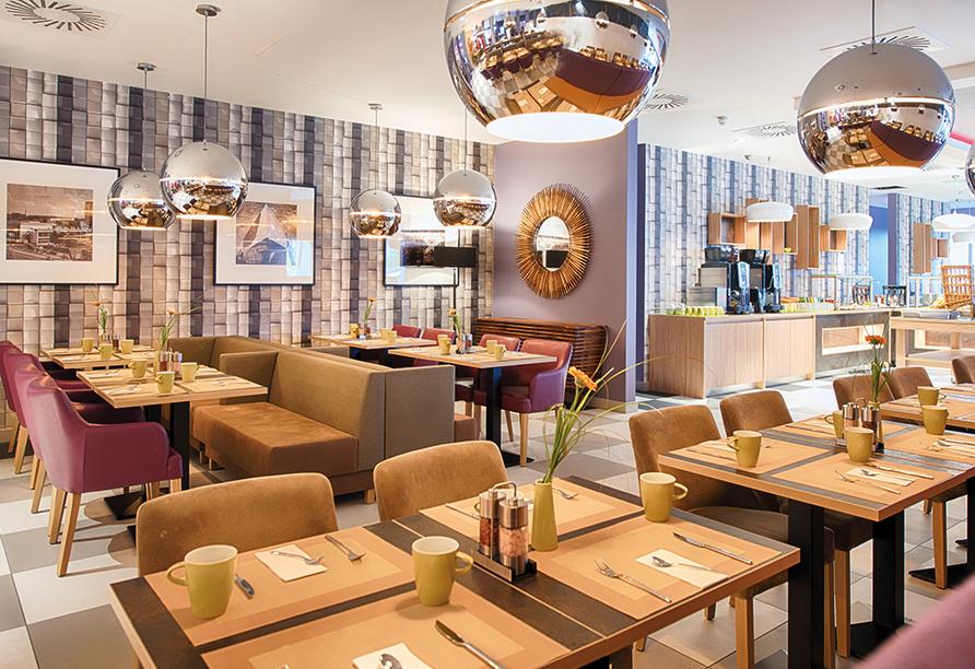 Leonardo Hotel Wolfsburg City Center, Restaurant