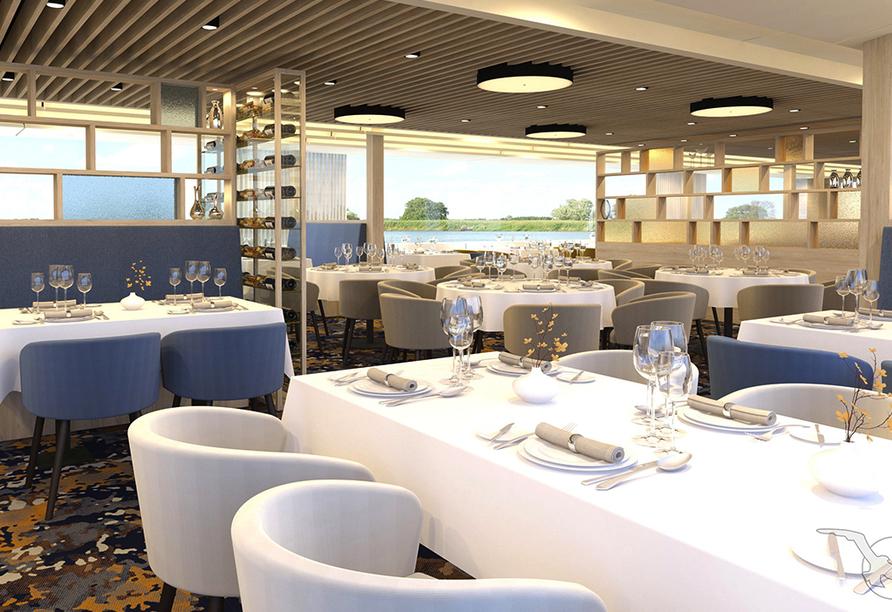 MS Adora, Restaurant