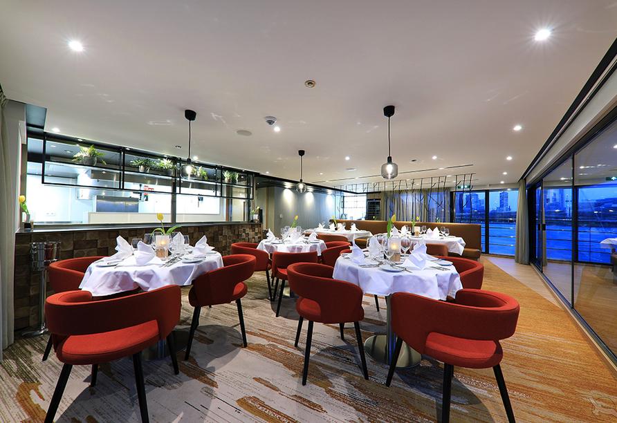 MS Adora, Spezialitäten-Restaurant