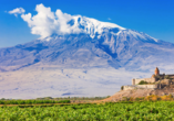 Geheimnisvoller Kaukasus, Ararat und Chor Virap