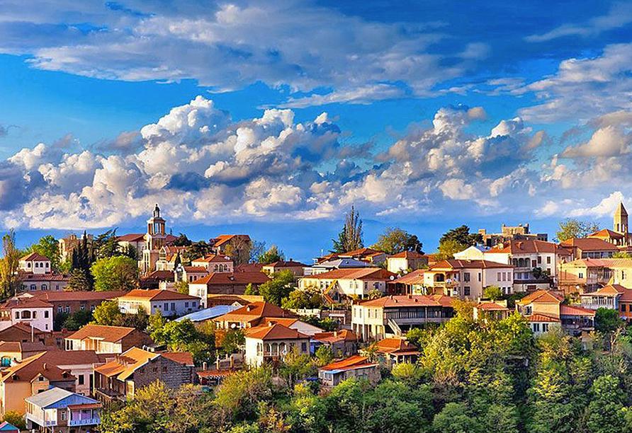 Geheimnisvoller Kaukasus, Weinbaugebiet Kachetien