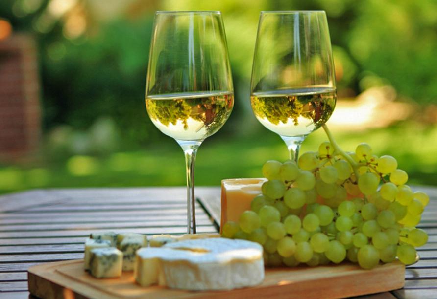 Geheimnisvoller Kaukasus, Weinverkostung Sighnaghi