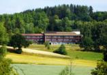 Landhotel am Sonnenhang in Pleystein, Außenansicht