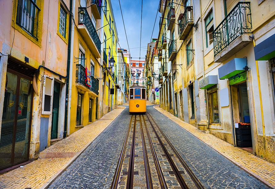 MS Magellan, Lissabon