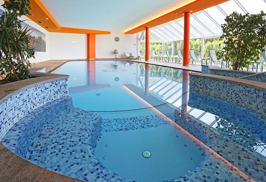 Hotel Seehof in Welsberg, Schwimmbad