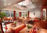 Erleben Sie das exklusive Ambiente im Restaurant Wintergarten.