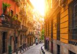 Zentral- und Nordspanien entdecken, Madrid