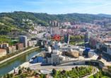 Zentral- und Nordspanien entdecken, Bilbao