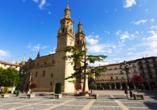 Zentral- und Nordspanien entdecken, Logroño