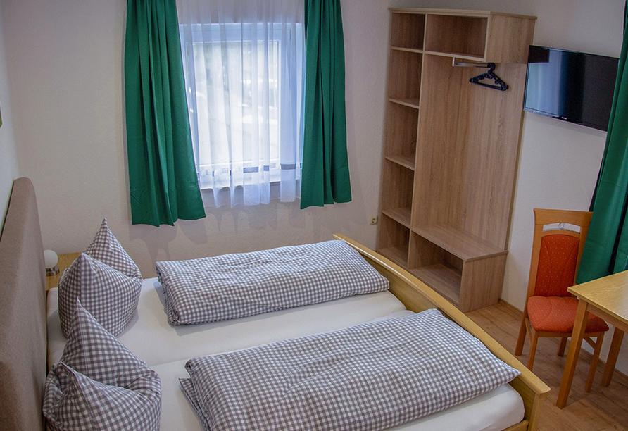Gasthof Altmann in Warzenried, Beispiel Doppelzimmer
