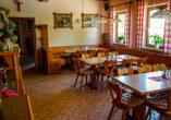 Gasthof Altmann in Warzenried, Restaurant