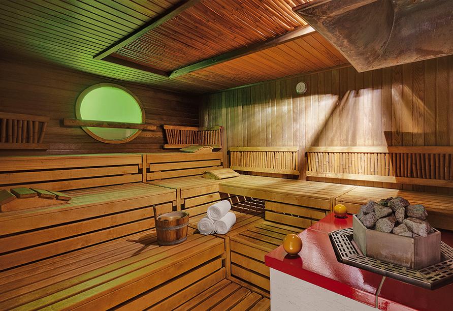 Precise Resort Schwielowsee, Sauna