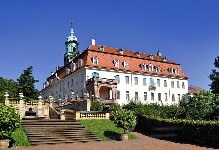 Pentahotel Chemnitz, Ausflugssziel Schloss Lichtenwalde