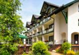 Hotel Edelweiss in Willingen, Hausansicht